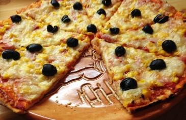 Pizza otthon