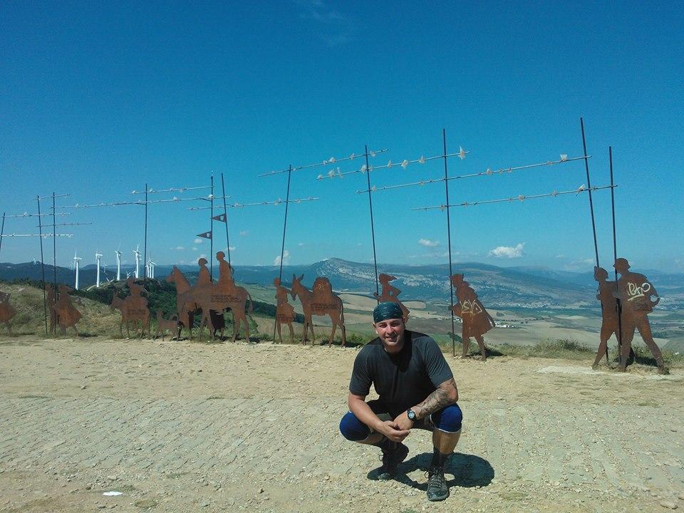 El Camino a világ második legjobb chef-jével
