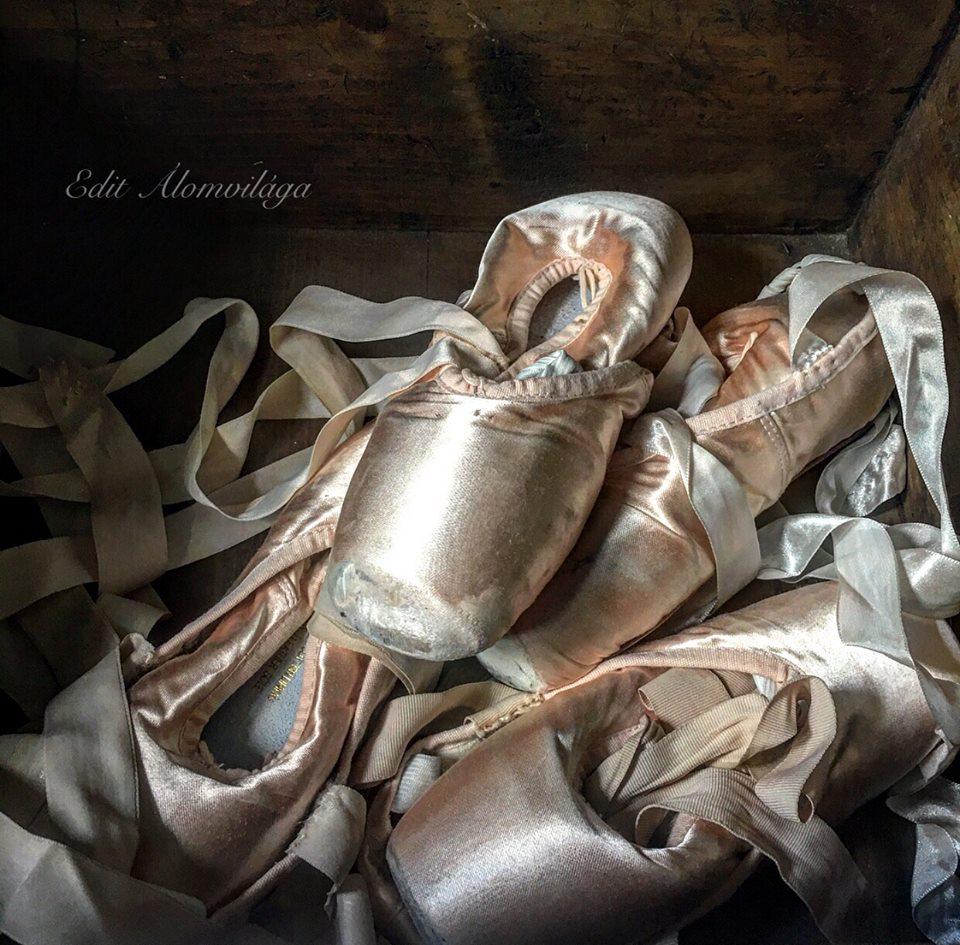 balettcipok