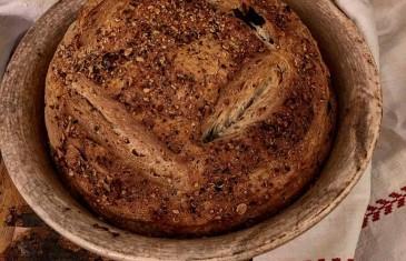 Ropogós magos kenyér
