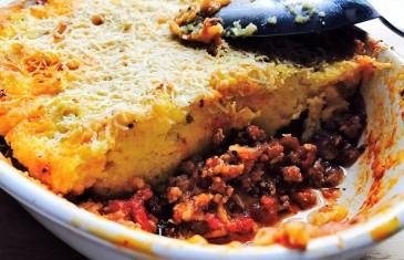 Olaszos pásztor pite
