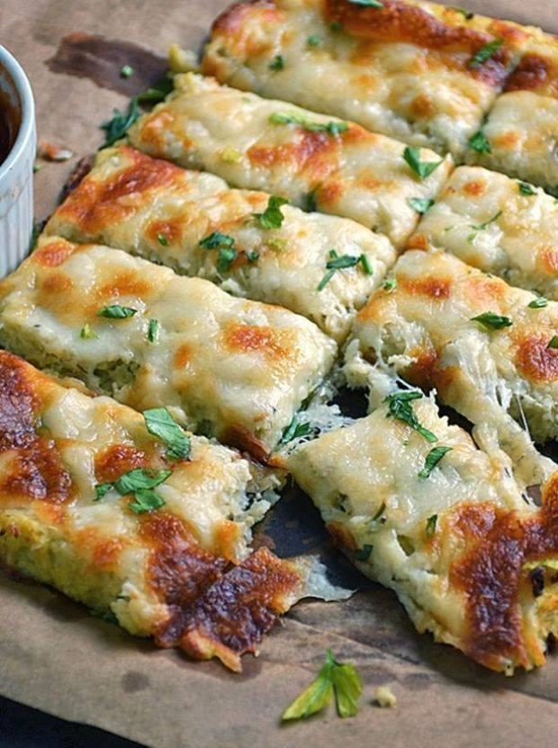 Karfiolos nyári kenyér
