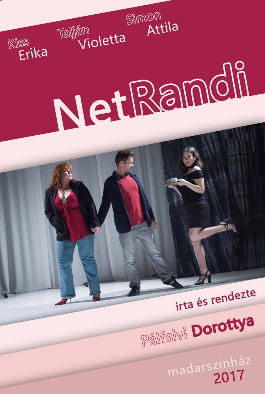 A NETRANDI plakátja