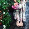 virággal