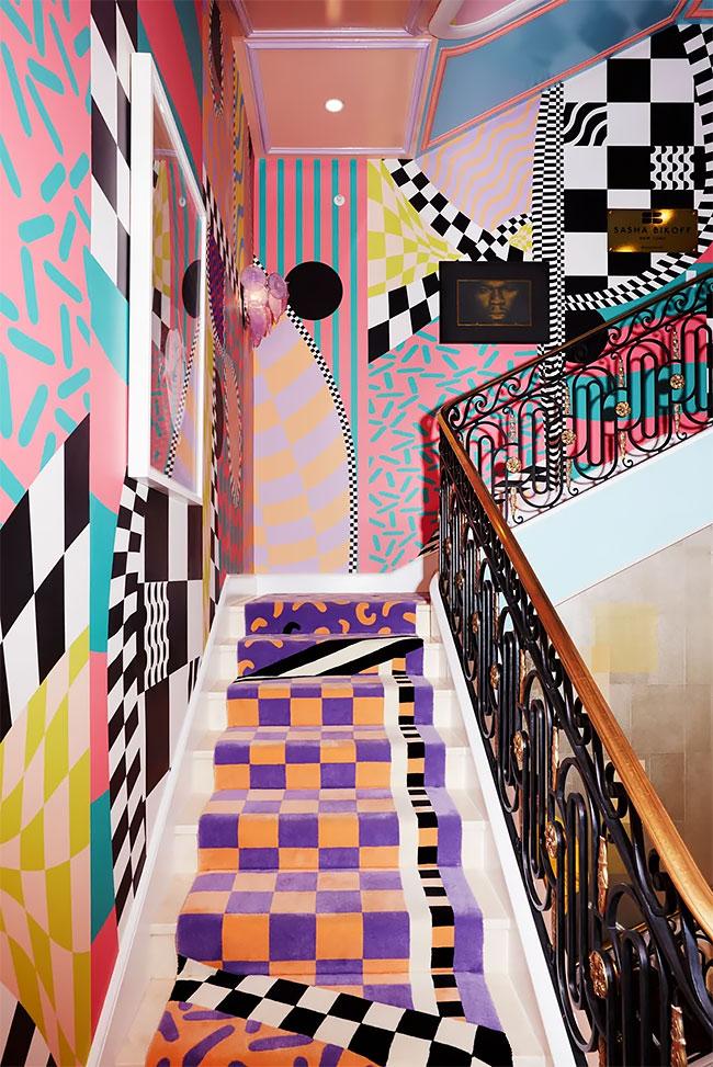 Sasha-Bikoff-Creates-The-Funkiest-Staircase-Ever3