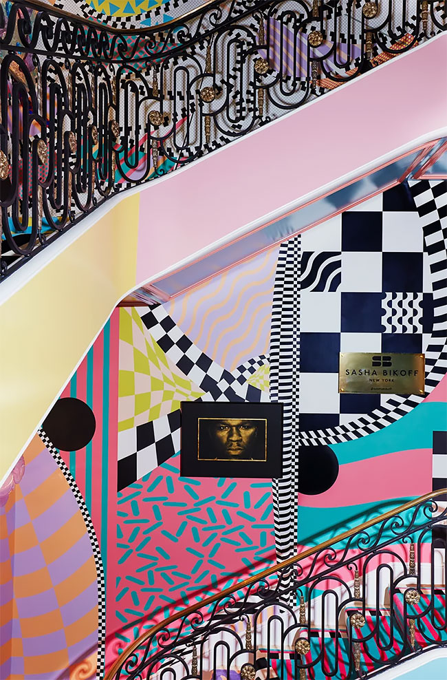 Sasha-Bikoff-Creates-The-Funkiest-Staircase-Ever7