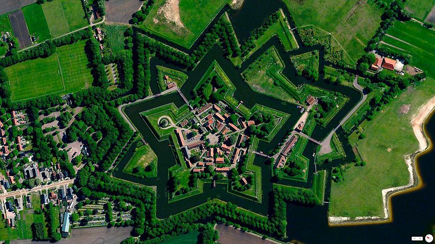 Bourtange-Vlagtwedde-Hollandia