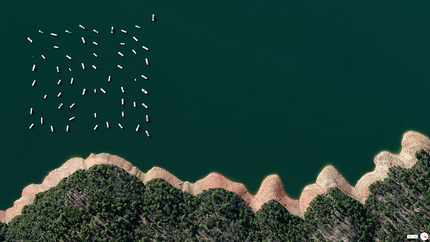 New-Bullards-Bar-Reservoir-California-USA