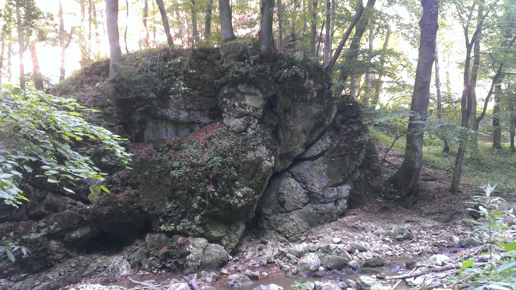 A szikla ajándéka
