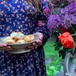 Borongós idő ellen, illatos kókuszcsók